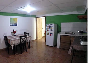 421 Guest House Kitchen in Bocas del Toro, Panama