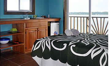 Private Cabina at Bocas Surf School & Hostel